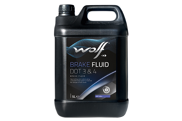 Liquide de frein WOLF 8311482 (X1)
