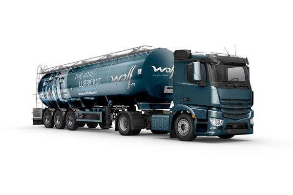 Liquide de frein WOLF 8312946 (X1)