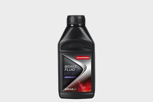 Liquide de frein CHAMPION LUBRICANTS 8208409 (X1)