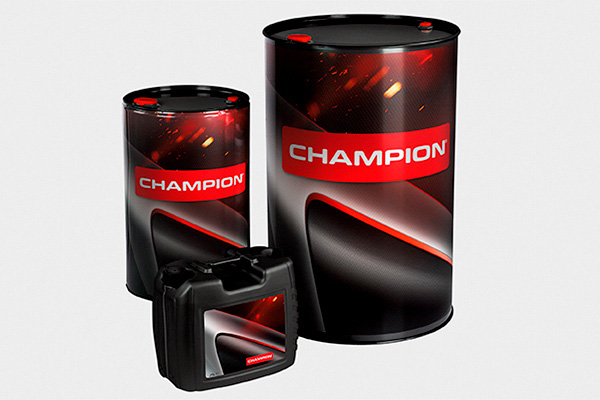Lubrification CHAMPION LUBRICANTS 8202858 (X1)