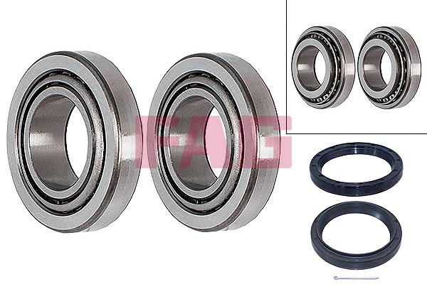 Roulement de roue FAG 713 6201 30 (X1)