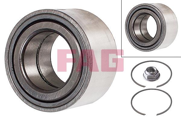 Roulement de roue FAG 713 6201 80 (X1)