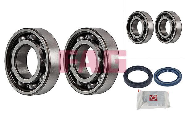 Roulement de roue FAG 713 6220 50 (X1)