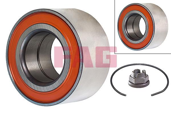 Roulement de roue FAG 713 6300 30 (X1)
