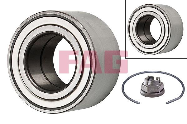 Roulement de roue FAG 713 6301 80 (X1)