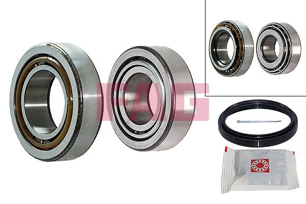 Roulement de roue FAG 713 6302 20 (X1)