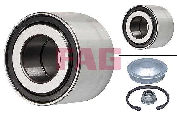 Roulement de roue FAG 713 6303 00 (X1)