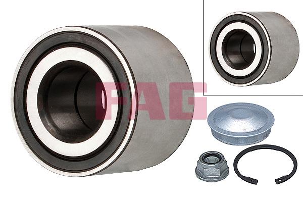 Roulement de roue FAG 713 6310 80 (X1)