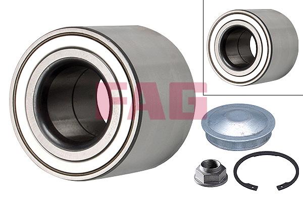 Roulement de roue FAG 713 6311 30 (X1)