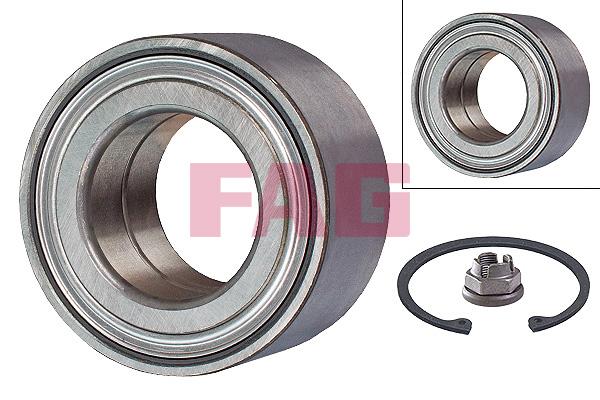 Roulement de roue FAG 713 6311 80 (X1)