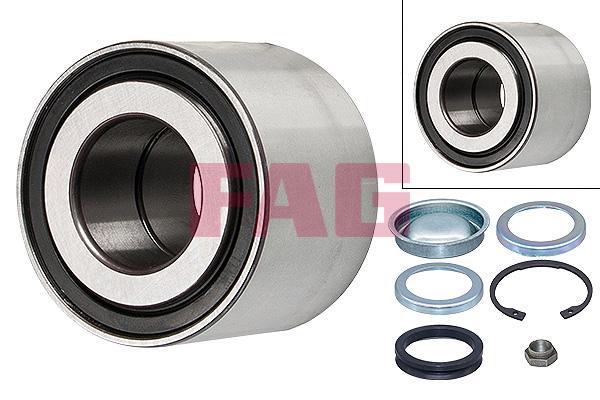 Roulement de roue FAG 713 6502 90 (X1)