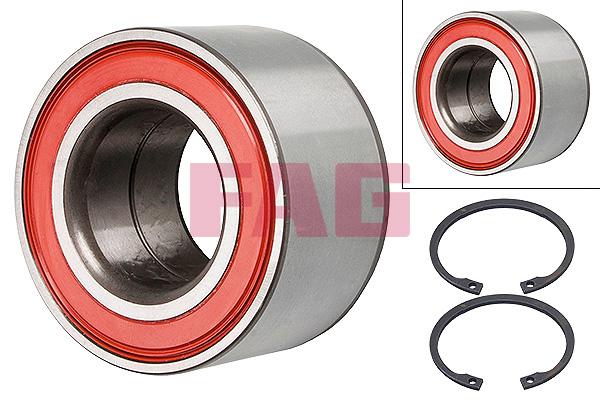 Roulement de roue FAG 713 6600 50 (X1)