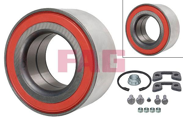 Roulement de roue FAG 713 6703 00 (X1)