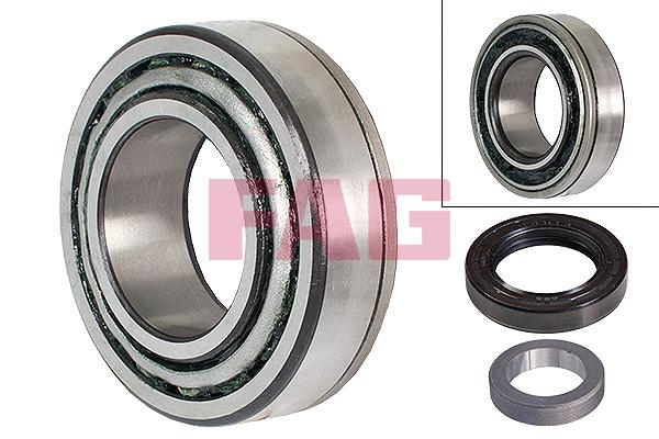Roulement de roue FAG 713 6703 30 (X1)