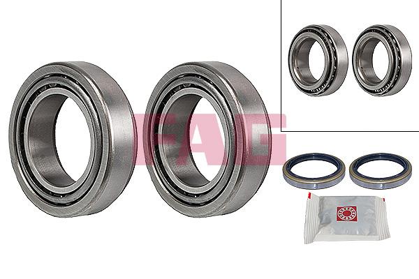 Roulement de roue FAG 713 6900 90 (X1)