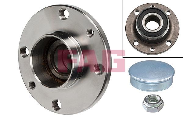 Roulement de roue FAG 713 6902 30 (X1)