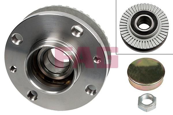 Roulement de roue FAG 713 6906 00 (X1)