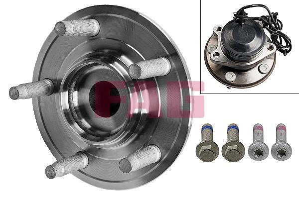 Roulement de roue FAG 713 6971 00 (X1)