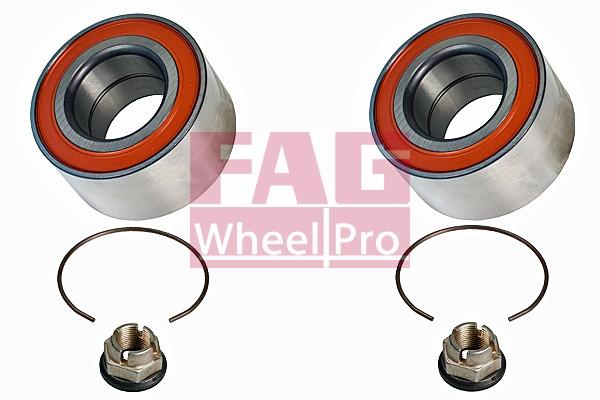 Roulement de roue FAG 713 8013 10 (X1)