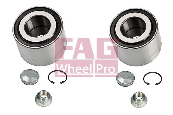 Roulement de roue FAG 713 8015 10 (X1)