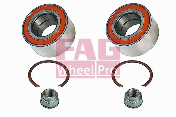 Roulement de roue FAG 713 8056 10 (X1)