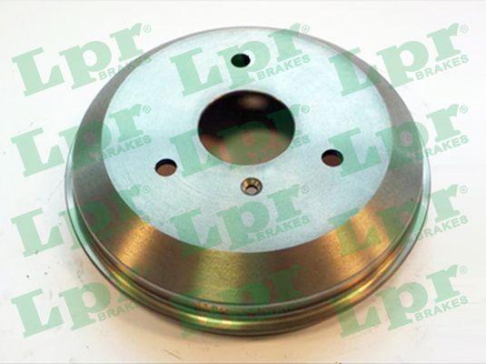 Tambour de frein arriere LPR 7D0598 (X1)
