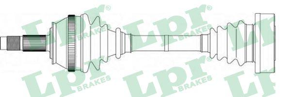 Cardans (arbre de transmission) LPR DS20053 (X1)