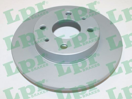 Disque de frein LPR F2081PR (X1)