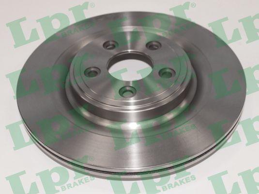 Disque de frein LPR J1007V (X1)