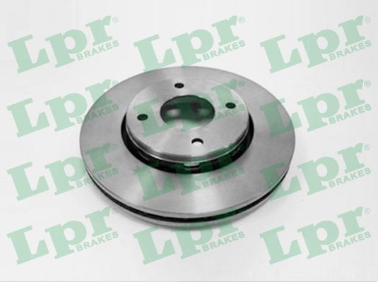Disque de frein avant LPR M1029V (X1)