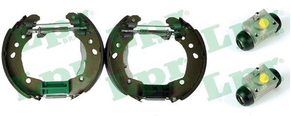 kit de frein arrière simple ou prémonté LPR OEK540 (Jeu de 2)