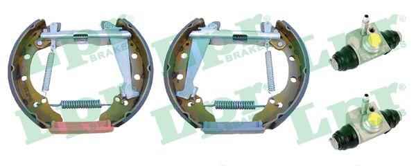 kit de frein arrière simple ou prémonté LPR OEK556 (Jeu de 2)