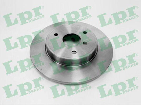 Disque de frein avant LPR S8001P (X1)