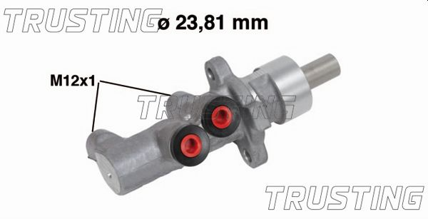 Maitre-cylindre TRUSTING PF896 (X1)