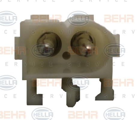 Chauffage et climatisation HELLA 8EW 009 158-181 (X1)