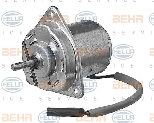 Moteur de ventilateur refroidissement HELLA 8EW 009 158-541 (X1)