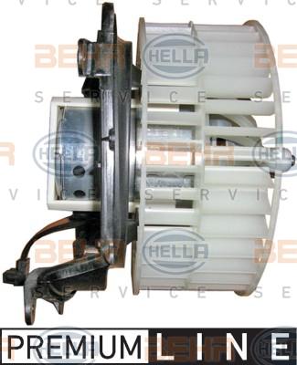 Chauffage et climatisation HELLA 8EW 009 159-211 (X1)