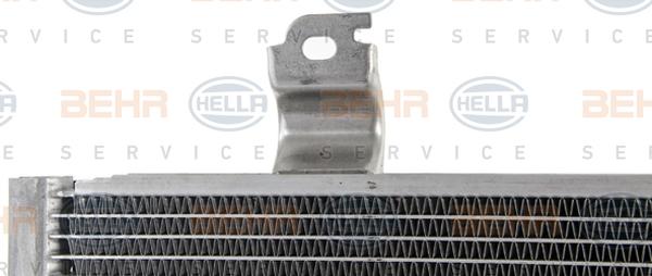 Condenseur / Radiateur de climatisation HELLA 8FC 351 008-431 (X1)