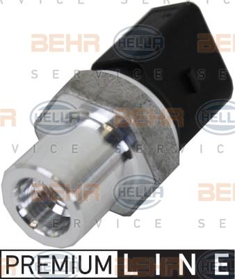 Pressostat de climatisation HELLA 6ZL 351 028-401 (X1)