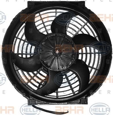 Ventilateur de condenseur HELLA 8EW 351 031-021 (X1)
