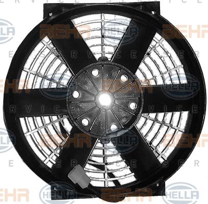 Ventilateur de condenseur HELLA 8EW 351 032-001 (X1)