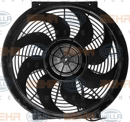 Ventilateur de condenseur HELLA 8EW 351 032-051 (X1)