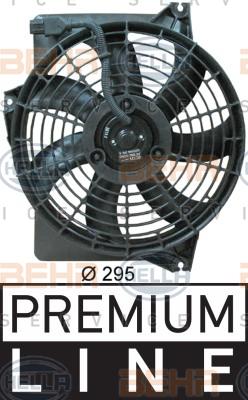Ventilateur de condenseur HELLA 8EW 351 034-581 (X1)