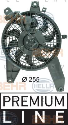 Ventilateur de condenseur HELLA 8EW 351 034-611 (X1)