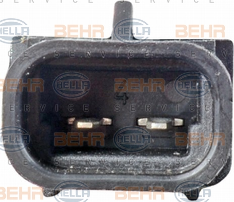 Ventilateur de radiateur HELLA 8EW 351 039-471 (X1)