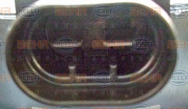 Ventilateur de radiateur HELLA 8EW 351 039-681 (X1)