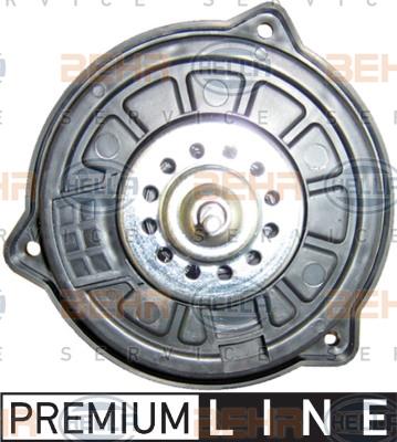 Moteur de ventilateur de chauffage HELLA 8EW 351 040-511 (X1)