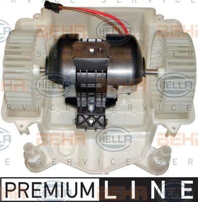 Chauffage et climatisation HELLA 8EW 351 041-681 (X1)