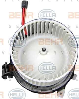 Chauffage et climatisation HELLA 8EW 351 043-101 (X1)