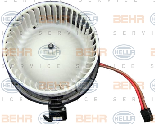Chauffage et climatisation HELLA 8EW 351 043-111 (X1)
